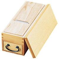 天然木鰹箱