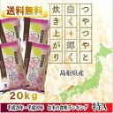 島根県産白米 つや姫 5kg/4袋セット(20kg) 【令和2年産米】/特A 食味ランキング 冷めても美味しい コメ 20キロ