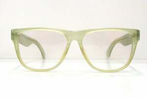 HOYA(ホヤ)SW58PLMN2ヴィンテージメガネフレーム新品めがね眼鏡サングラスレンズ可愛いブランド若草色男女兼用