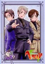 【バーゲンセール】【中古】DVD▼ヘタリア Axis Powers 8(第46話〜最終 第52話)▽レンタル落ち