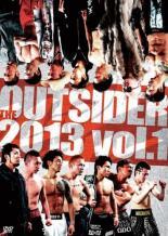 【バーゲンセール】【中古 DVD】▼ジ・アウトサイダー 2013 1 ベストバウト▽レンタル落ち