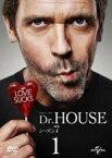 【バーゲンセール DVD】【中古】DVD▼Dr.HOUSE ドクター・ハウス シーズン7 Vol.1(第1話、第2話)▽レンタル落ち【海外ドラマ】