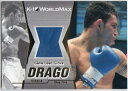 K-1 WORLD GP 2008「DRAGO(ドラゴ)」グローブカード G11 シリアル:019/130 【中古】シングルカード