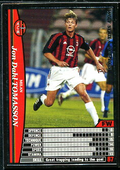 [WCCF]SERIE A 2002-2003Ver.1 160/288「ヨン・ダール・トマソン」黒カード【中古】