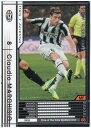 WCCF11-12 クラウディオ・マルキジオ 217/384 ユベントス 黒カード 【中古】シングルカード