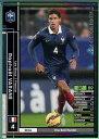 WCCF15-16 Ver.2.0 ラファエル・バラン A073/159 フランス 黒カード 【中古】