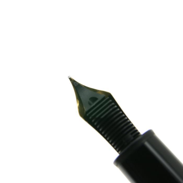 MONTBLANC モンブラン 万年筆 マイスターシュテュック プラチナライン #P147 トラベラー F【-良上品】【[SAS]対象】【ポイント5倍!】【smtb-f】