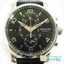モンブラン MONTBLANC ツインフライ 105077 アウトレット 自動巻き クロノグラフ メンズ 腕時計 ec 【中古】