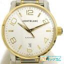 モンブラン MONTBLANC タイムウォーカー アウトレット 106502 自動巻き メンズ腕時計 ec 【中古】