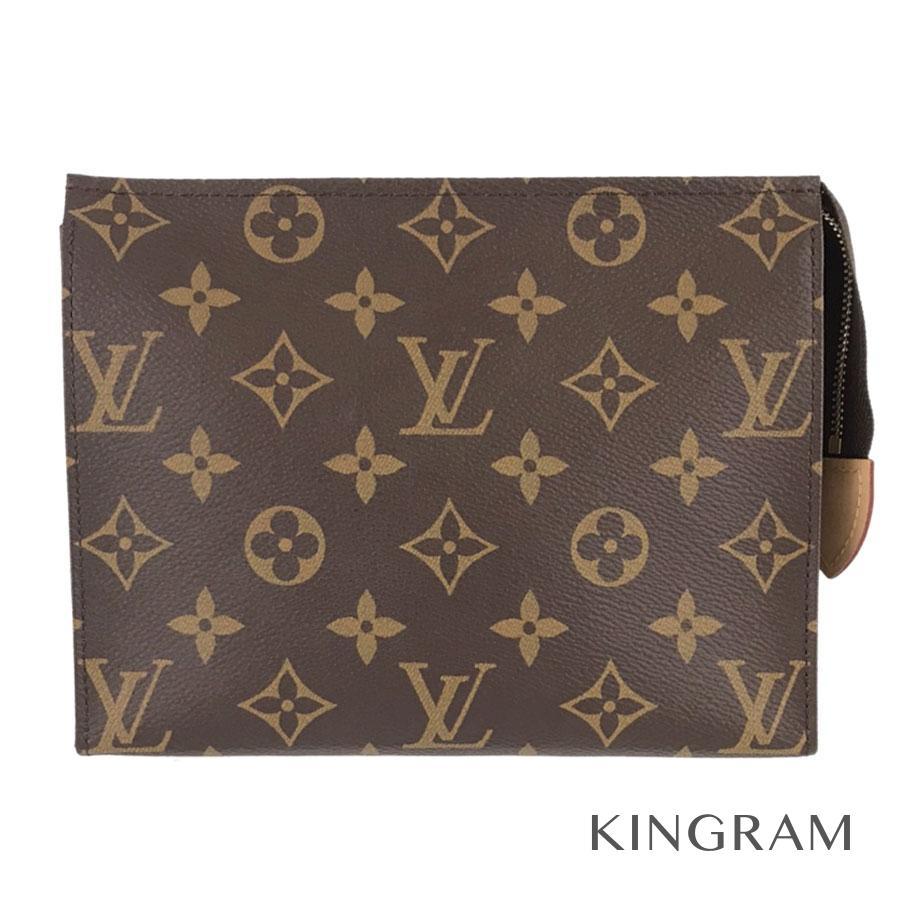 レディースバッグ, 化粧ポーチ  LOUIS VUITTON 19 M47544 PVC rna