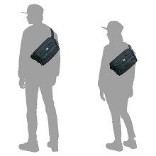 ニューエラより斜め掛けも可能なウエストバッグ