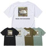 ノースフェイス tシャツ メンズ THE NORTH FACE ショートスリーブスクエアカモフラージュティー S/S Square Camoflage Tee 送料無料 Tシャツ アウトドア キャンプ スポーツ おしゃれ プレゼント 速乾性 静電ケア設計 全5色 S-XXL NT32158