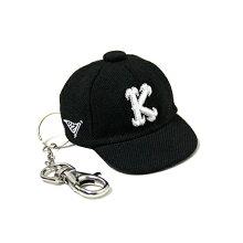 "NEWERA×KINGS59Fifty""K""LogoCapKeyholder(Kロゴキャップキーホルダー)【あす楽対応_東北】【あす楽対応_関東】(NEWERAニューエラ)(キャップcap帽子ヘッドギア)(小物アクセサリーキーホルダー)"