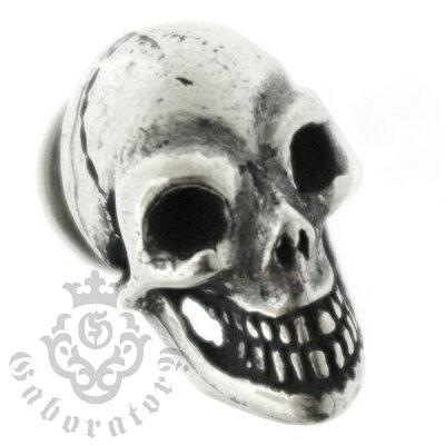 送料無料!!【円高還元】Gaboratory(ガボラトリー) Skull Screw Pins スカル スクリューピ...