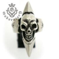 Gaboratory(ガボラトリー)Skullwithspikeringスカルw/スパイクリング152-Aサイズ:16号