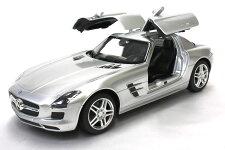 1:14R/CMercedes-BenzSLSAMGシルバー
