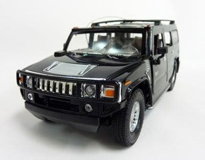 ラジコンカー ハマー H2 SUV ノーマルバージョン Hummer H2 SUV Normal Version GK 1/24 RC画像