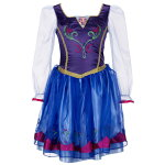 ディズニープリンセスコスチュームドレス(アナ/アナと雪の女王)