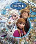 アナと雪の女王LookandFind(表)