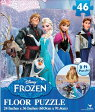 アナと雪の女王 フロアーパズル(46ピース) ディズニープリンセス(Disney Frozen Floor Puzzle)