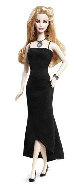 バービーコレクタートワイライト・サーガロザリードール(BarbiePinkkLabelTwilightSagaRosalieDoll/人形)