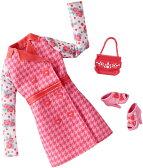 バービー ファッションパック ピンクコート/服 靴 かばん (Barbie Complete Look Fashion Pack/ MATTEL/CLR29)