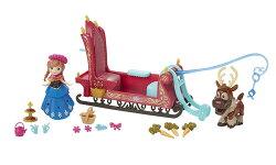 ディズニープリンセスリトルキングダムそり遊び(アナと雪の女王/DisneyFrozenLittleKingdomFrozenSleighRide/Hasbro/B5196)