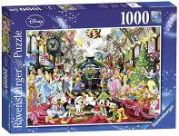 ディズニージグソーパズル1000ピースクリスマス2
