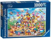 ディズニージグソーパズル1000ピースカーニバル