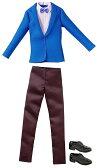 バービー ケン ファッションパック ブルースーツ/洋服・靴 [Barbie Ken Formal Fun/MATTEL/DWG73]
