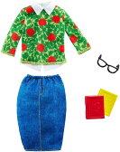 バービー ファッションパック 学校の先生/服 小物 メガネ(Barbie Fashion Dress - Teacher / MATTEL/DNT92 )