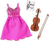 バービー ファッションパック 演奏家/服 ドレス ヴァイオリン 小物(Barbie Fashion Dress - Musician / MATTEL/DNT94)