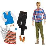 バービーケンピンクパスポートファッションドールギフトセット[BarbiePinkPassportKenFashionDollGiftSet/Mattel/DMR49/人形服靴]
