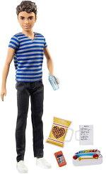 バービースキッパーのベビーシッター男の子BarbieBabysittersInc.BoyDoll/MATTEL/FNP43/人形]