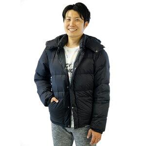 ダウンジャケット レギュラー丈 軽量 メンズ プレミアムダウン 冬物 冬服 防寒 アウター あったか ぽかぽか ホワイトダウン