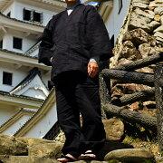 ■作務衣(さむえ)紬織(つむぎおり)作務衣(さむえ)★