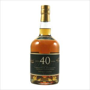 超長熟40年熟成!タムナヴーリン 40年 ウィスキーエクスチェンジ 700ml