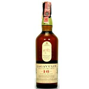 【オールドボトル】ラガヴーリン 16年 ホワイトホース表記 43% 700ml