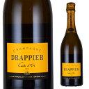 シャンパーニュ ドラピエ カルト・ドール 750ml シャンパン Drappier Carte d'Or Brut NV※北海道・東北地区は、別途送料1000円が発生します。