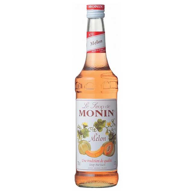 モナン メロンシロップ 瓶 700ml