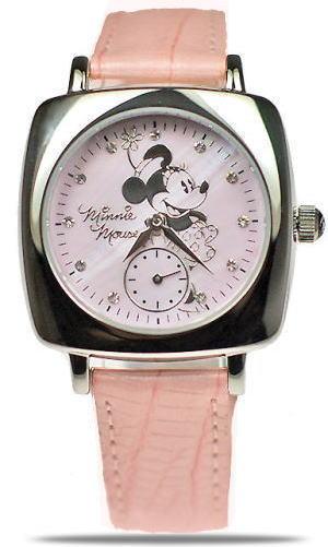 ディズニーミニーマウス腕時計 【楽ギフ_包装】