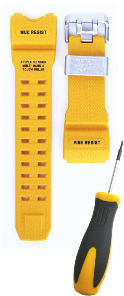 腕時計用アクセサリー, 腕時計用ベルト・バンド GWG-1000