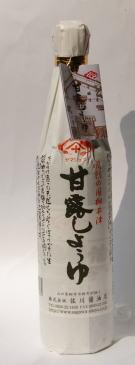 ヤマジュウ 甘露醤油(しょうゆ)大 550ml