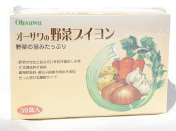 お徳用 オーサワの 野菜ブイヨン(5g×30袋)