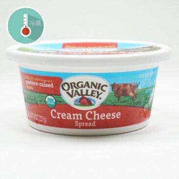 お取り寄せ【冷蔵】クロップス(Organic Valley) クリームチーズ227g