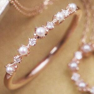 ダイヤモンド ホワイト イエロー ゴールド レディース アシャンテーナ エタニティリング デザイン プレゼント シンプル ファッション アクセサリー