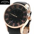 ロマゴデザイン 時計 ロマゴ メンズ腕時計 RM068-0053ST-RG 国内正規品 ROMAGO ROMAGODESIGN 腕時計 レディース ユニセックス 防水 おしゃれ 1年保証付き