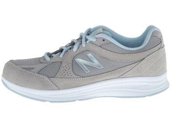 ニューバランスNewBalanceWW877-Silverレディーススニーカー正規輸入品ファッショニスタ愛用モデルクラシック靴