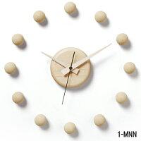 壁掛け時計/サテライトクロック1-MNN