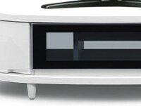 テレビボード/CIR-CLE120TVB-MBR扉ガラス